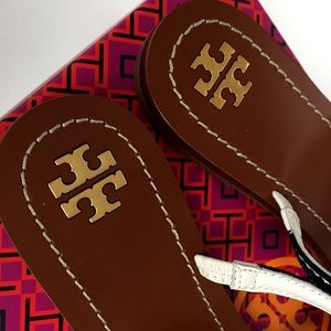3e1321c516e5 Tory Burch Shoes - 🌷Host Pick🌷 Tory Burch Patos Embroidered Sandals
